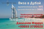Виза в Дубай - Туризм услуги (Виза в ОАЭ)