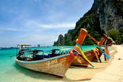 Отдых в зажигательном Таиланде: Пхукет,  Паттайя,  Самуи...